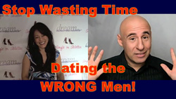 Dating Advice for Women - Wrong Men