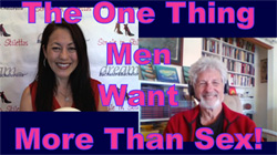 What Men Want More Than Sex