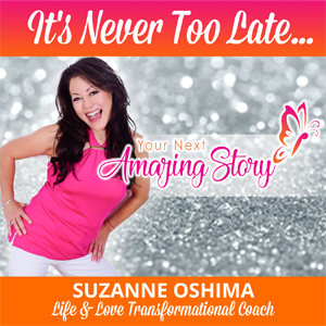 Big Announcement:</br>The New Show - It's Never Too Late! Show