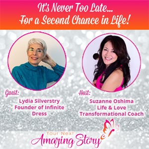 It's Never Too Late For a Second Chance In Life!