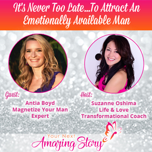 Attract Emotionally Available Men