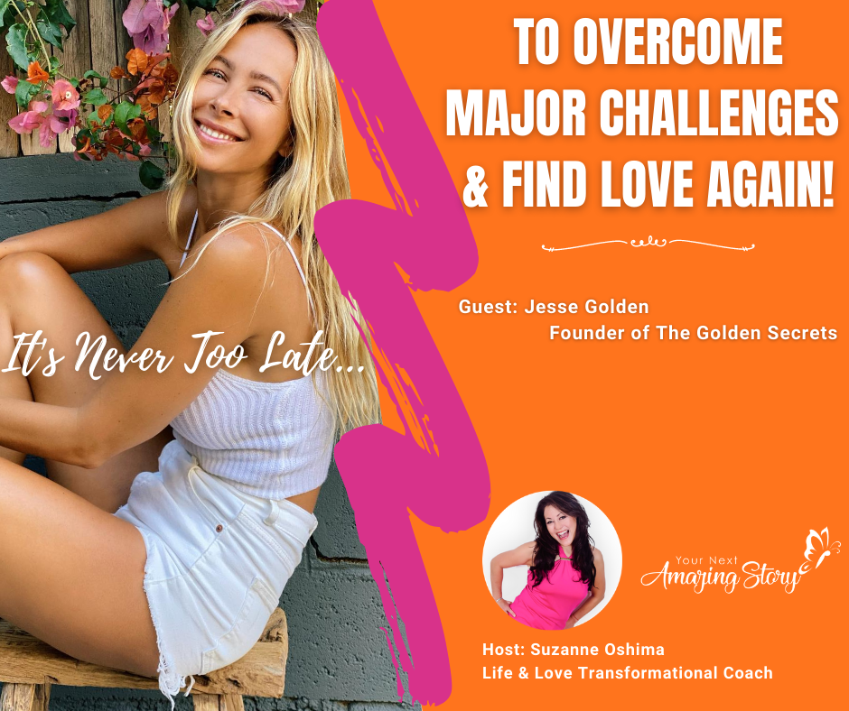 Overcome Challenges to Find Love Again