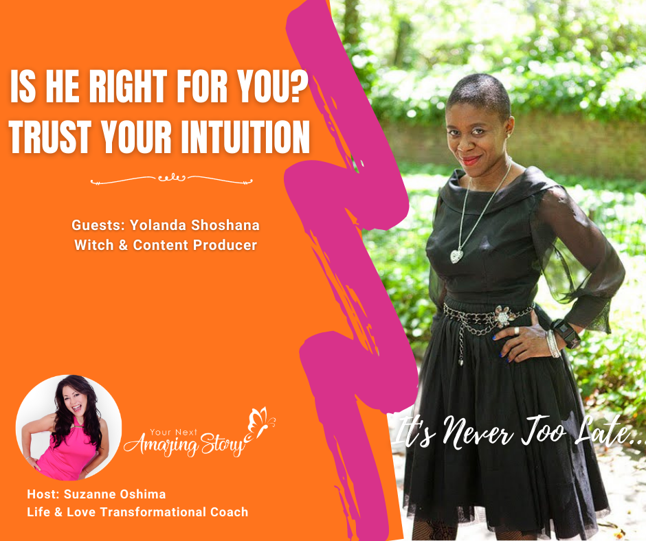 Is He Right for Me? Trust Your Intuition